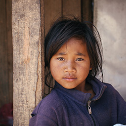 girl looking south America portrait content travel real UGC photography